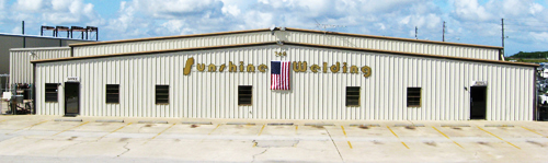 Sunshine Welding- Cape Canaveral- Welding & Manufacturing Facility